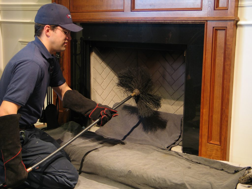 Service Chimney Cleaning